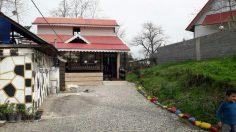 کد 14-(ویلا راستین)-روستایی نوساز  یه خوابه در دامنه کوه