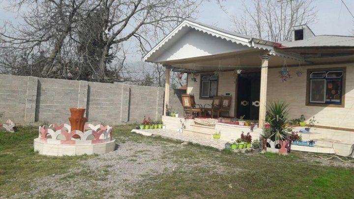 کد(6)-ویلای سه خوابه با امکانات رفاهی در روستای وشمه سرای ماسال